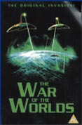 War of the Worlds 1952 feature film DVD